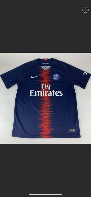 Paris Saint Germain 2018-2019 Nike Dri Fit Soccer Jersey for Sale in Young, AZ