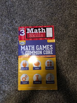 Math resource books for Sale in Clarksville, TN
