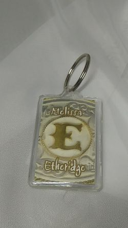 Melissa Etheridge keychain for Sale in Tracy,  CA
