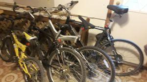 4. Bikes. Best offer for Sale in Hyattsville, MD