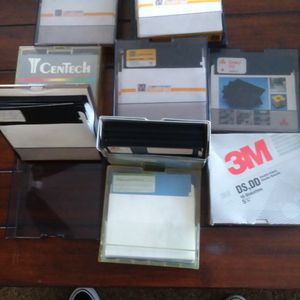 Lot Of 5 1/4 Inch Floppy Disk Lot. for Sale in Virginia Beach, VA