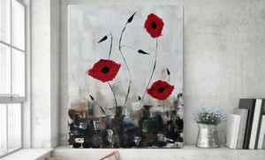 Contemporary Wall decor\ Painting Floral for Sale in Sterling, VA
