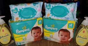Pampers size 2 bundle for Sale in Euclid, OH