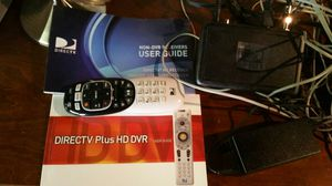 DIRECT TV BOX & REMOTE for Sale in St. Louis, MO
