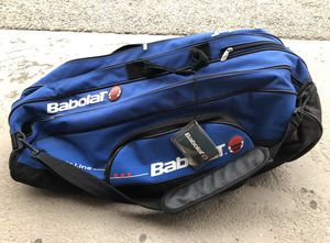 Babolat 3 racket tennis bag for Sale in Los Angeles, CA