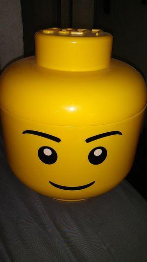 Lego Storage Head for Sale in Las Vegas, NV