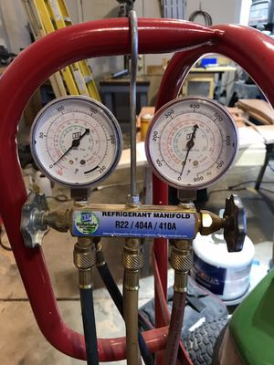 Freon charge gauges. for Sale in Pueblo West, CO