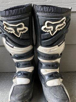 Fox Comp 5 Motocross Boots Size 8 for Sale in Snohomish,  WA