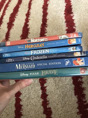 Disney movies for Sale in Columbus, OH