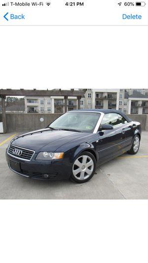 2006 Audi A4 for Sale in Arlington, VA
