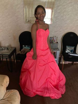 Party prom quinceanera dress for Sale in Detroit, MI