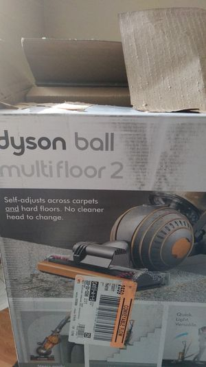 Brand new v7 dyson cordless vacum cleaner and dyson ball corded for Sale in Streamwood, IL