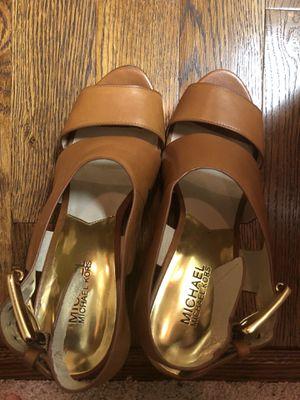 Michael kors heel for Sale in Houston, TX