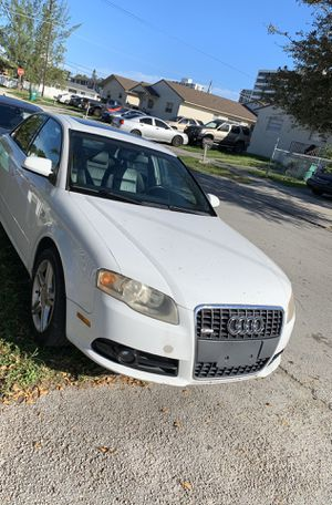 Audi A4 2008 clean title for Sale in Miami, FL