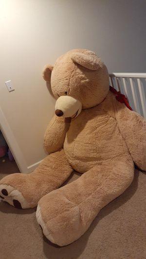 HUGE teady bear for Sale in Kent, WA