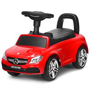 Brand New AMG Mercedes Benz Licensed Kids Ride On Push Car with Music Horn and Storage for Sale in Los Angeles, CA