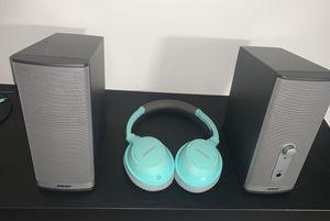 Bose headphones & speakers for Sale in Bellflower, CA
