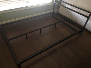 Metal bed frame for Sale in Lafayette, LA