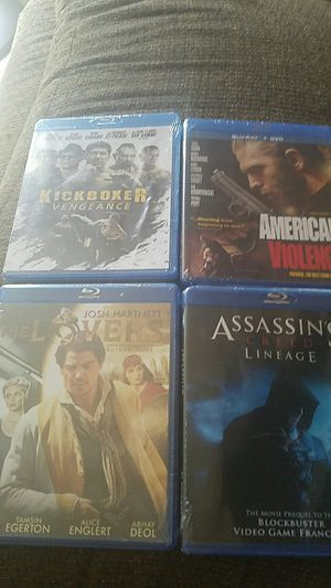 Blu-ray movie's new for Sale in MIDDLEBRG HTS, OH