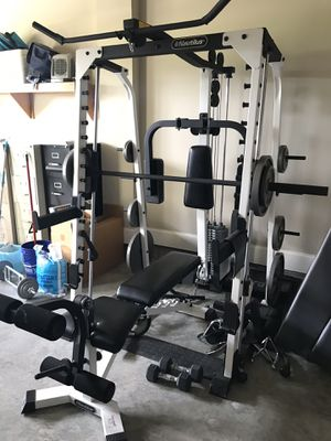 Nautilus weight lifting system - for Sale in Franklin, TN