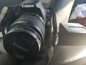 Canon EOS Rebel T5 18 megapixels for Sale in Rockville, MD