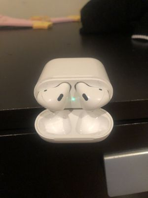 Apple airpods air pods wireless headphone speakers for Sale in Los Angeles, CA