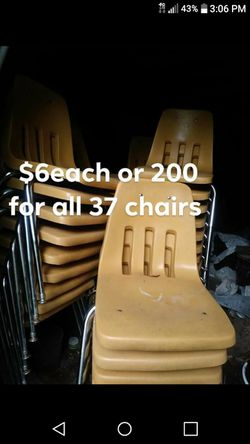 Chairs, scooter,go cart frame,. for Sale in Billingsley,  AL