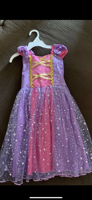 Princess dress- 3-4. Rapunzel for Sale in Buckeye, AZ