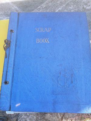 1934 scrap book for Sale in Rossville, GA