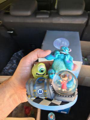 Disney Monster Inc. Mini Snow Globe for Sale in Miami, FL