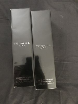 Pitbull men's fragrance for Sale in Pensacola, FL
