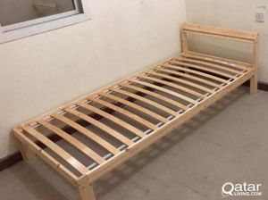 Ikea Neiden bed twin size New with slats!!! for Sale in Jamaica, NY