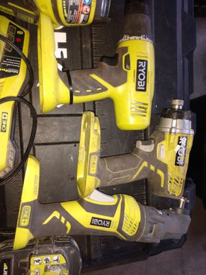Ryobi 18 v for Sale in Mesquite, TX