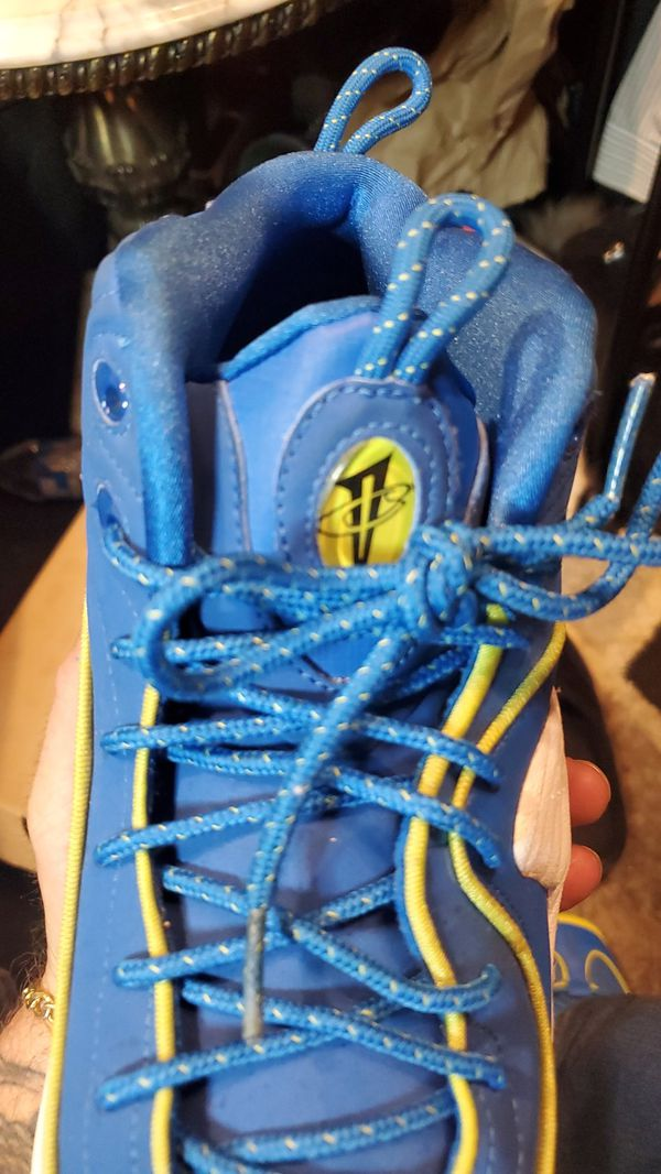 These are SIZE 10 - C1's PENNY HARDAWAY