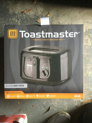 Toastmaster Deep Fryer (Brand New) for Sale in Rockville, MD
