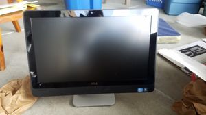 Dell computer screen for Sale in Wake Forest, NC