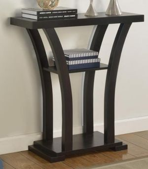 Draper Brown Console Table for Sale in Houston, TX