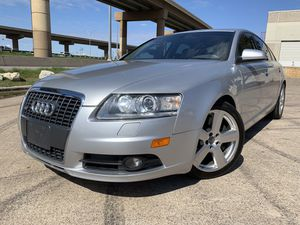 2006 Audi A6 QUATTRO 4.2L 1-OWNER IMMACULATE CONDITION for Sale in Dallas, TX