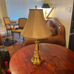 Antique Brass Table Lamp for Sale in Austin,  TX