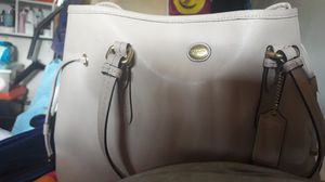 .leather coach bag for Sale in Pomona, CA
