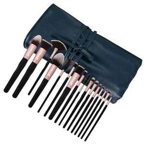 16pcs professional makeup brushes from LA Makeup. high quality full face makeup beauty tools for Sale in Los Angeles, CA