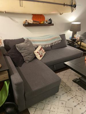 Sleeper Sofa with Storage for Sale in San Diego, CA