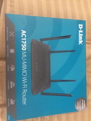 D-Link WiFi router for Sale in Laveen Village, AZ