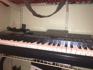 KORG PA500 Touch screen Music workstation 61 Keyboard for Sale in Lowell, MA