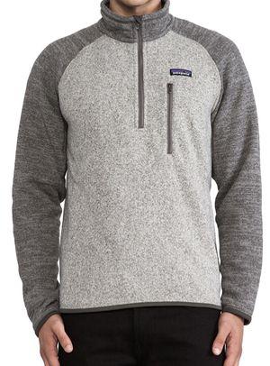 PATAGONIA - Men's Better 1/4 Zip Sweater for Sale in Garden Grove, CA