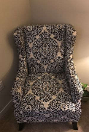 Mint Condition Pier1 Wingback Accent Chair for Sale in Annandale, VA