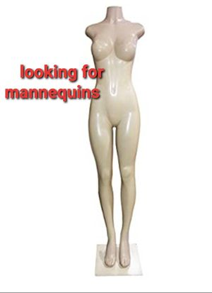 Busco maniquis usados for Sale in Channelview, TX
