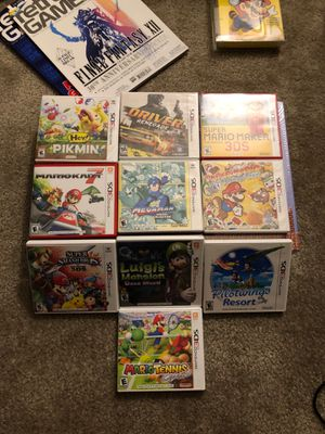 Nintendo 3DS for Sale in Yorkville, IL