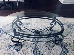 glass table for Sale in Salisbury, MD