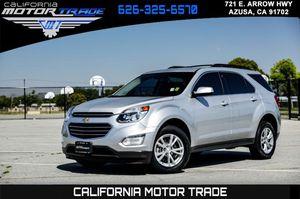 2016 Chevrolet Equinox for Sale in Azusa, CA